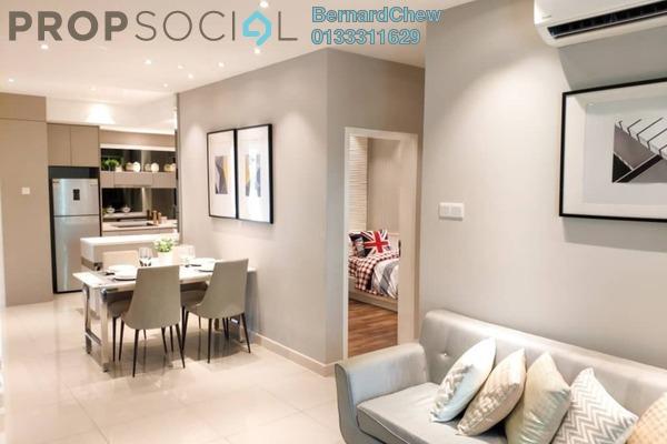 For Sale Condominium at Sentul Point, Sentul Freehold Unfurnished 2R/2B 320k