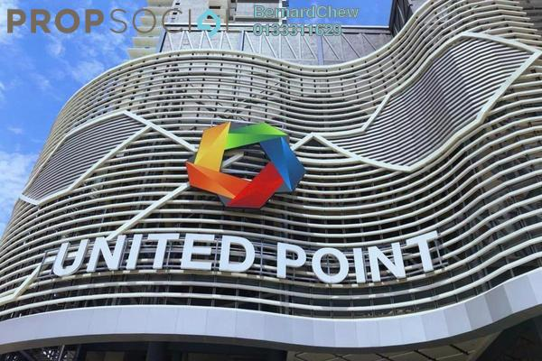 For Sale Condominium at United Point Residence, Segambut Freehold Unfurnished 3R/2B 530k