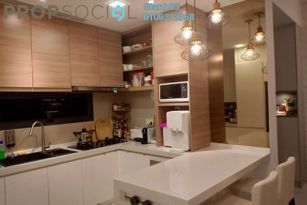 Condominium For Sale in The Veo, Melawati Freehold Semi Furnished 3R/2B 1m