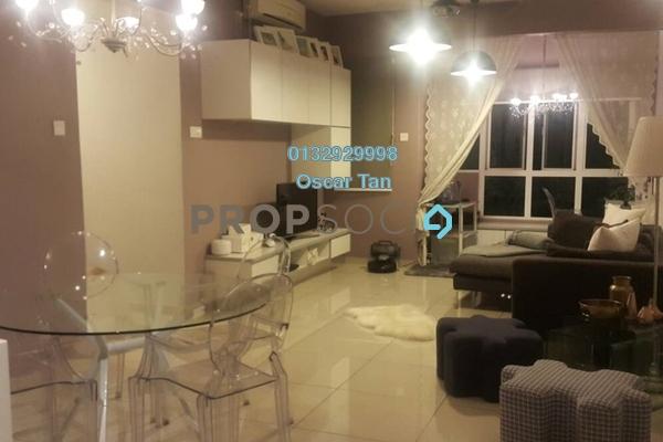 Condominium For Sale in Viva Residency, Sentul Freehold Semi Furnished 2R/2B 450k