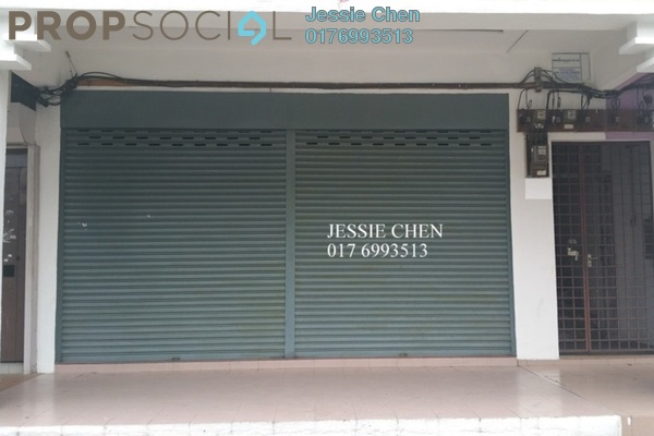 For Rent Shop at Kemayan Square, Seremban Freehold Unfurnished 0R/2B 1.5k