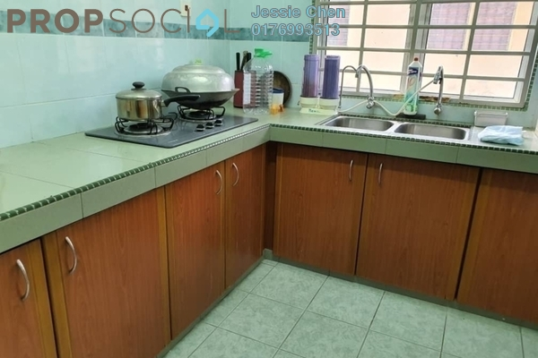 Terrace For Sale in Taman Jasper Jaya, Seremban Freehold Semi Furnished 4R/3B 320k