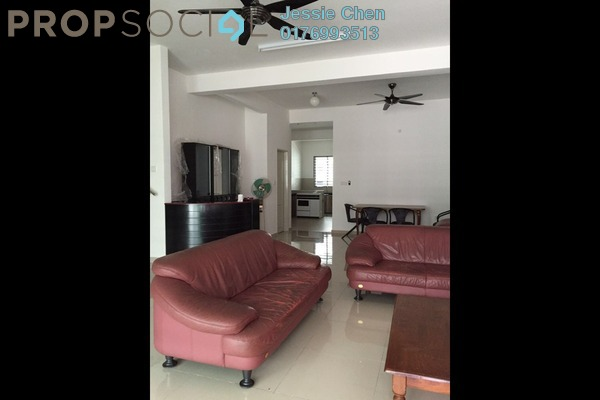 Terrace For Sale in Alwinix, Bandar Sri Sendayan Freehold Semi Furnished 4R/3B 450k