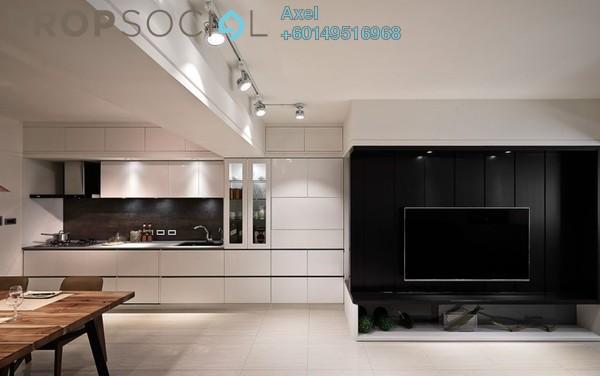 For Sale Condominium at Seri Cempaka, Cheras Freehold Fully Furnished 3R/3B 478k