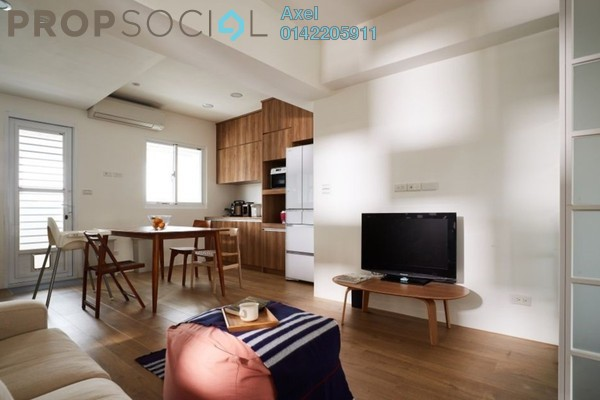 Condominium For Sale in Damai Suria, Ampang Hilir Freehold Fully Furnished 3R/3B 500k