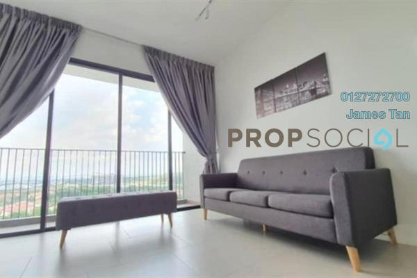 Serviced Residence For Rent in Geo Bukit Rimau, Bukit Rimau Freehold Fully Furnished 4R/3B 2.8k