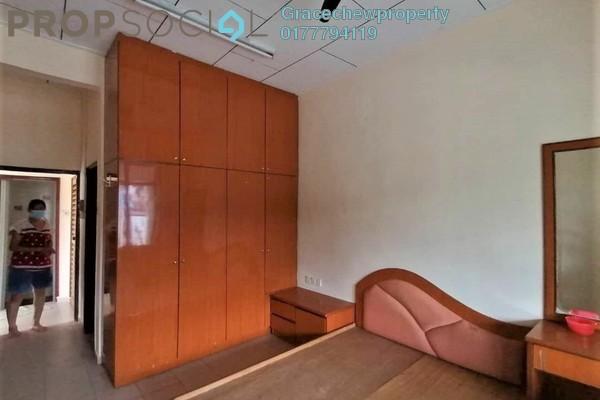 Terrace For Rent in Taman Daya, Tebrau Freehold Semi Furnished 3R/2B 1.2k