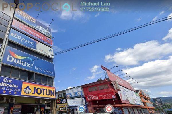 Shop For Rent in Taman Melawati, Kuala Lumpur Freehold Semi Furnished 0R/0B 6k