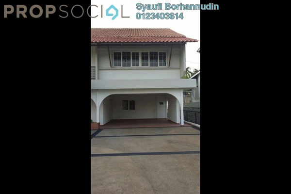 Bungalow For Sale in Laman Setiakasih 8, Damansara Heights Freehold Unfurnished 7R/7B 5.5m