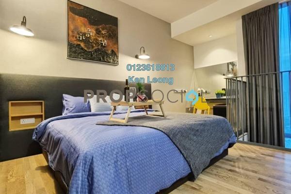 For Rent Condominium at TWY Mont Kiara, Mont Kiara Freehold Fully Furnished 2R/1B 3.5k