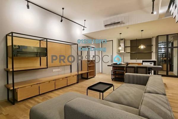 For Rent Condominium at TWY Mont Kiara, Mont Kiara Freehold Fully Furnished 2R/3B 4.8k