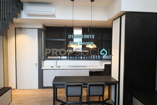 Condominium For Sale in TWY Mont Kiara, Mont Kiara Freehold Fully Furnished 1R/1B 690k