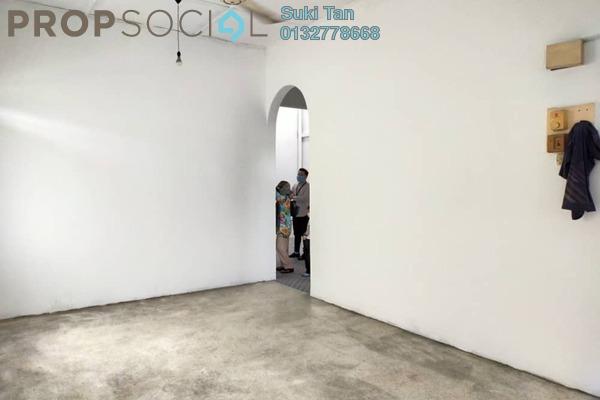 Terrace For Sale in Taman Kok Lian, Jalan Ipoh Freehold Semi Furnished 3R/2B 550k
