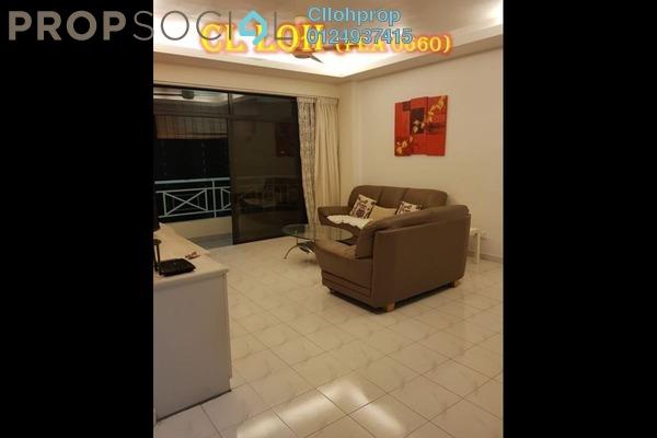 For Rent Condominium at Sunny Ville, Batu Uban Freehold Fully Furnished 3R/2B 1.6k