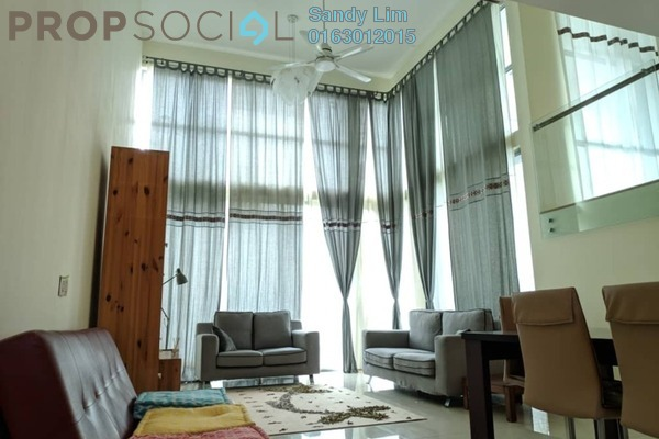 Terrace For Rent in Symphony Hills, Cyberjaya Freehold Fully Furnished 4R/4B 3.7k