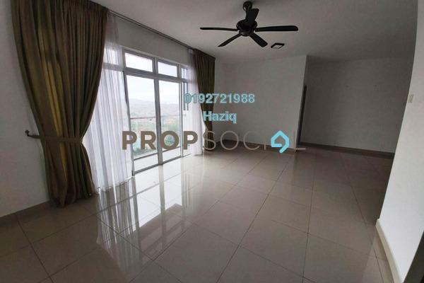 For Rent Condominium at Dwiputra Residences, Putrajaya Freehold Semi Furnished 4R/3B 2k