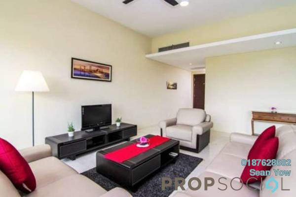 For Sale Condominium at Dua Residency, KLCC Freehold Semi Furnished 4R/5B 1.75m