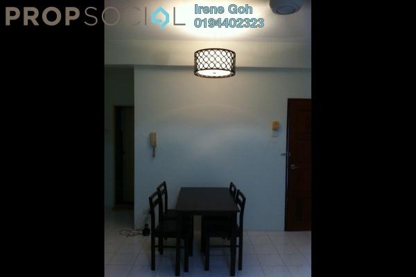 Condominium For Sale in Krystal Villa, Sungai Nibong Freehold Fully Furnished 3R/2B 390k