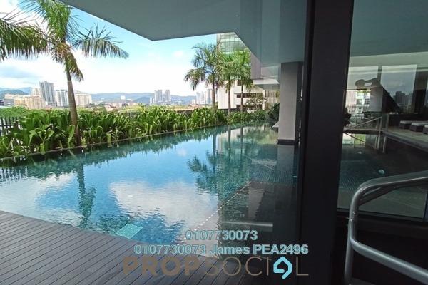 For Rent Condominium at Three28 Tun Razak, KLCC Freehold Fully Furnished 1R/1B 3.2k