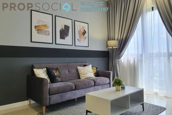 For Rent Condominium at Novum, Bangsar South Freehold Fully Furnished 2R/2B 3.2k