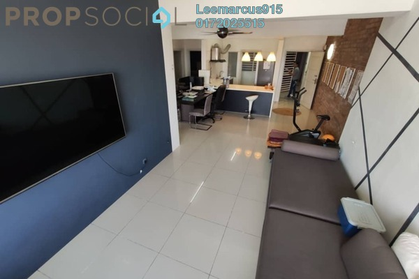 Condominium For Sale in Selayang Point, Selayang Freehold Semi Furnished 3R/2B 400k