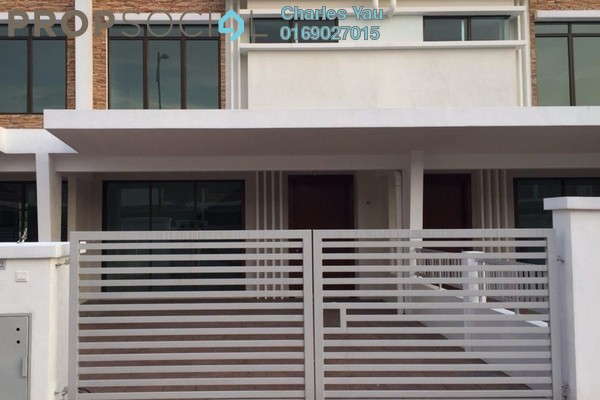 Land For Rent in Ceria Residence, Cyberjaya Freehold Semi Furnished 4R/3B 2.4k