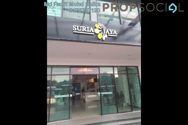 SoHo/Studio For Sale in Suria Jaya e-SOFO, Shah Alam Freehold Semi Furnished 7R/2B 500k
