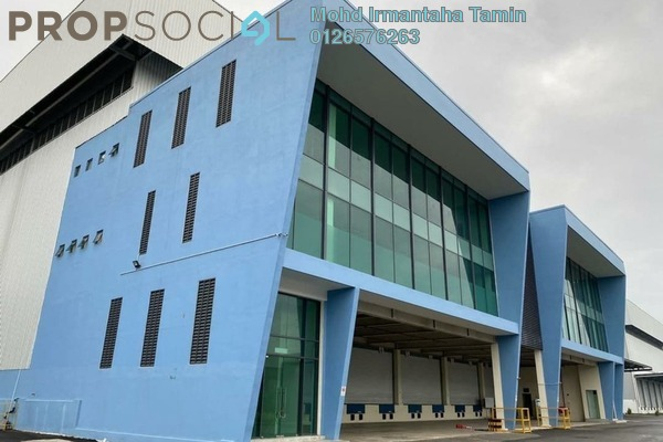 Factory For Rent in Perdana Industrial Park, Port Klang Freehold unfurnished 0R/0B 614k