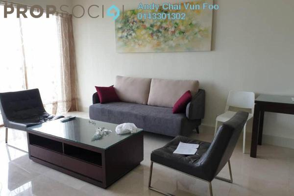 For Rent Condominium at Northpoint, Mid Valley City Freehold Fully Furnished 3R/3B 6k