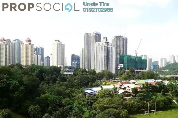 For Sale Condominium at Anggun Puri, Dutamas Freehold Semi Furnished 3R/2B 490k