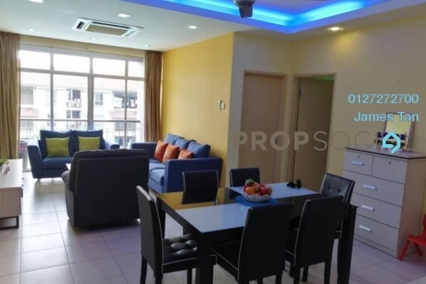 Condominium For Rent in The Lakes Condominiums, Kota Kemuning Freehold Fully Furnished 3R/2B 1.6k