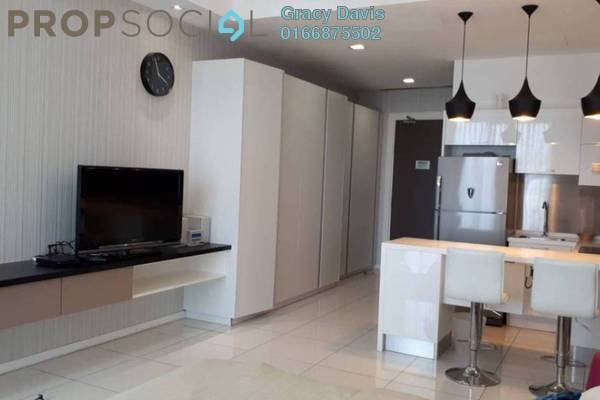 Serviced Residence For Rent in M Suites, Ampang Hilir Freehold Fully Furnished 1R/1B 1.6k