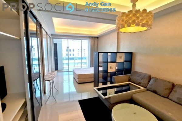 Serviced Residence For Rent in Chelsea, Sri Hartamas Freehold Fully Furnished 0R/1B 1.35k