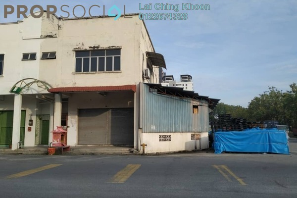 Factory For Sale in Taman Mas Sepang, Puchong Freehold unfurnished 0R/2B 2m