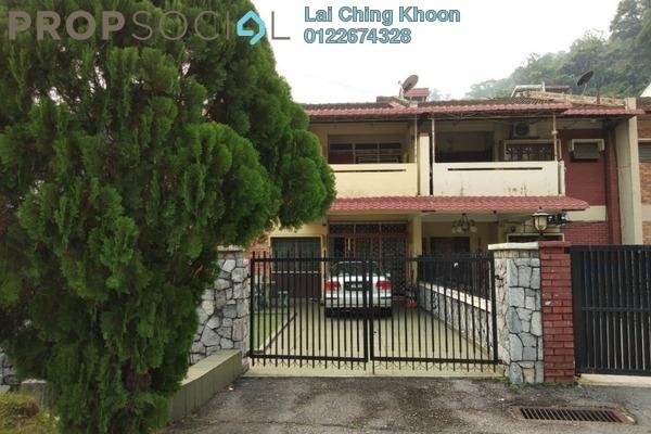 Terrace For Sale in Medan Damansara, Damansara Heights Freehold fully_furnished 5R/4B 1.5m
