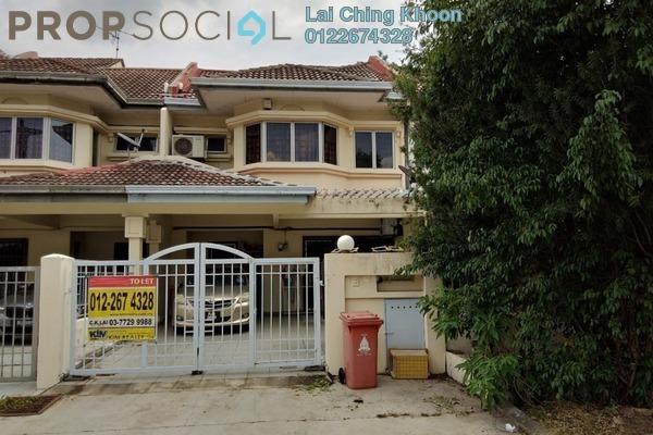 Terrace For Rent in BU3, Bandar Utama Freehold semi_furnished 4R/3B 2.3k