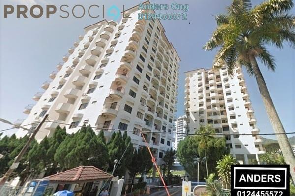 Condominium For Rent in Sri Saujana, Sungai Dua Freehold Fully Furnished 3R/2B 1.4k