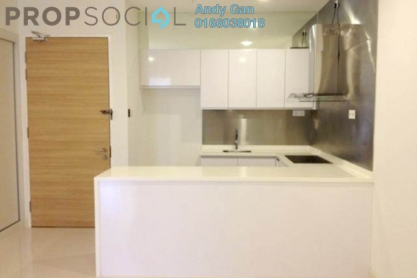 Serviced Residence For Rent in Camellia, Bangsar South Freehold Semi Furnished 1R/1B 1.55k