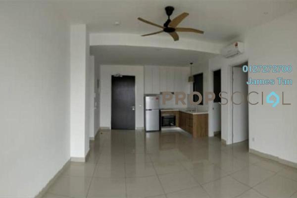 Condominium For Rent in The Parque Residences @ Eco Sanctuary, Telok Panglima Garang Freehold Semi Furnished 2R/2B 1.7k