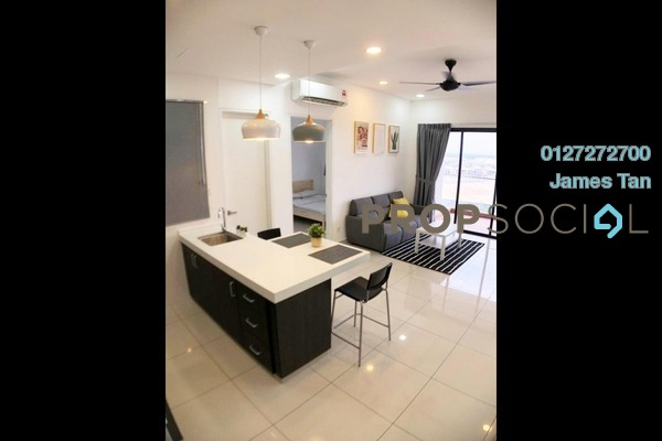Condominium For Rent in The Parque Residences @ Eco Sanctuary, Telok Panglima Garang Freehold Fully Furnished 2R/2B 2.3k