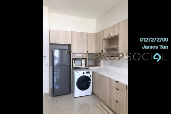Condominium For Rent in The Parque Residences @ Eco Sanctuary, Telok Panglima Garang Freehold Fully Furnished 2R/1B 1.7k