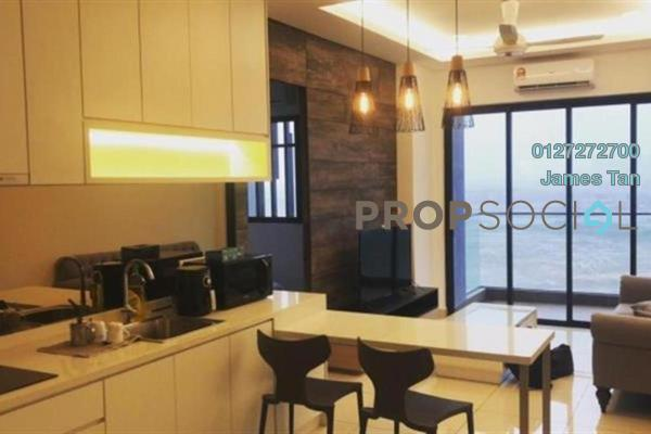 Condominium For Rent in The Parque Residences @ Eco Sanctuary, Telok Panglima Garang Freehold Fully Furnished 0R/1B 1.7k