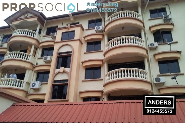 For Rent Condominium at Springfield, Sungai Ara Freehold Unfurnished 3R/2B 800translationmissing:en.pricing.unit