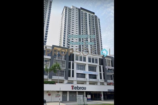 Office For Sale in 1Tebrau, Johor Bahru Freehold Unfurnished 0R/0B 560k