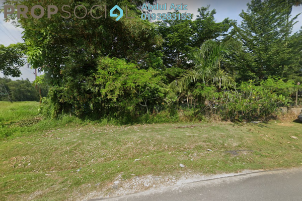 Land For Sale in Section 8, Shah Alam Freehold Unfurnished 0R/0B 900k