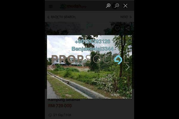 Land For Sale in Kampung Baru Sungai Buloh, Sungai Buloh Freehold Unfurnished 0R/0B 720k
