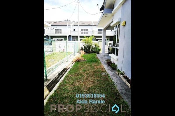 For Sale Semi-Detached at Desa Salak Pekerti, Bandar Baru Salak Tinggi Freehold Semi Furnished 4R/2B 490k