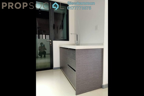 For Rent Serviced Residence at United Point Residence, Segambut Freehold Semi Furnished 3R/2B 1.5k