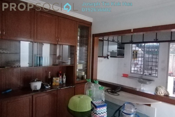 For Rent Townhouse at Taman OUG, Old Klang Road Freehold Semi Furnished 4R/2B 1.5k