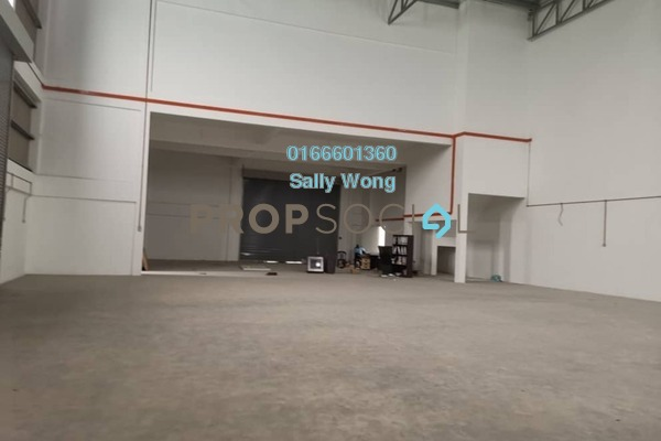 For Rent Factory at Taman Perindustrian KIP, Kepong Freehold Unfurnished 0R/0B 12k